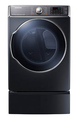 Energy Efficient Samsung Dryer