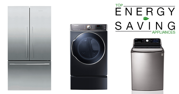 Top Energy Saving Appliances2
