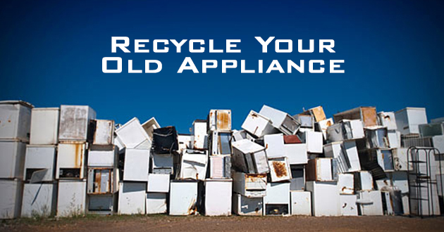 Recycle Old Appliances Medford Or Just In Time Appliance