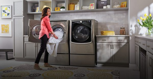 LG Steam Washers