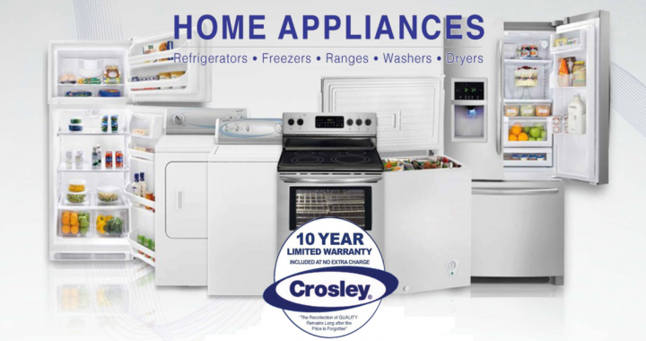 what you need to know about crosley appliances