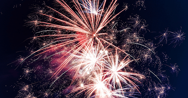 where to watch fireworks grants pass or