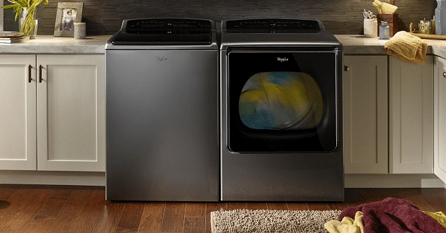 whirlpool top load washer reviews