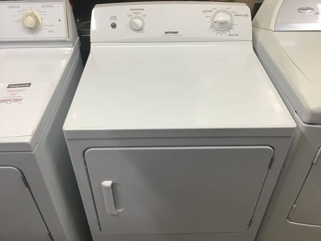 Hotpoint Electric Dryer Just In Time Appliance Repair Llc