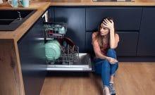 dishwasher not heat drying