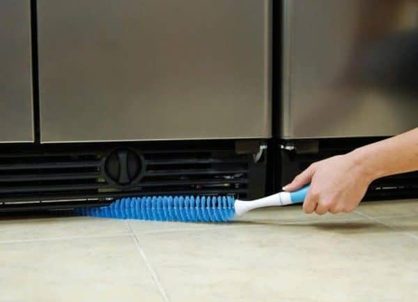 appliance cleaning brush