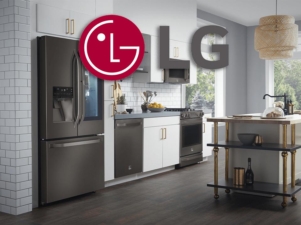 lg appliance repair grants pass