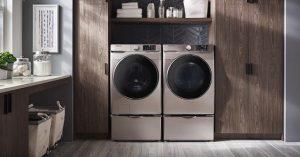 Samsung-front-loader-washing-machine-wont-spin