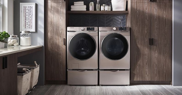 Samsung-front-loader-washing-machine-wont-spin