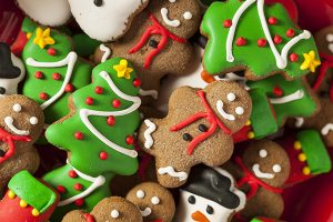 how to make holiday cookies