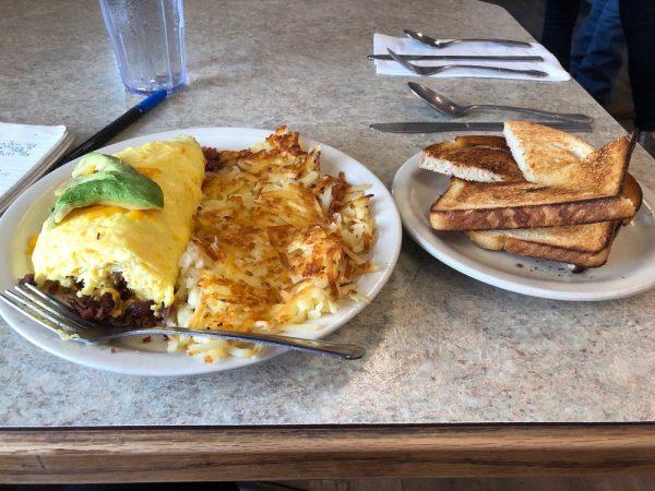 best breakfast restaurants in central point