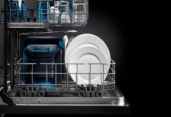 how to load a Maytag dishwasher