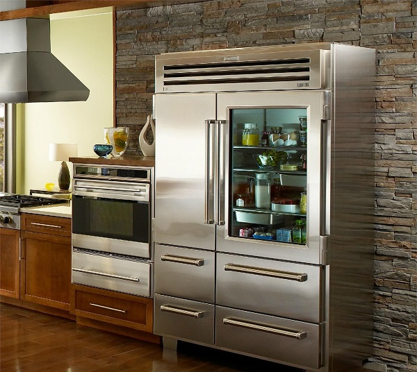 built-in vs freestanding refrigerator